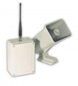 MURS Wireless PA System