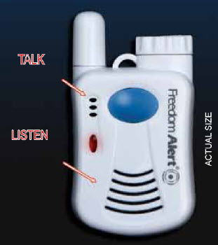 Elderly Disabled Emergency Alert Intercom Logicmark 35911