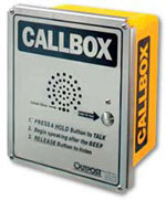 Outdoor Call Box