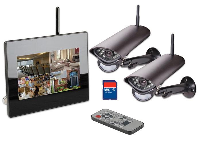 Video wireless access control