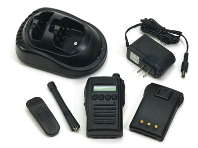 two way radio walkie talkie kit